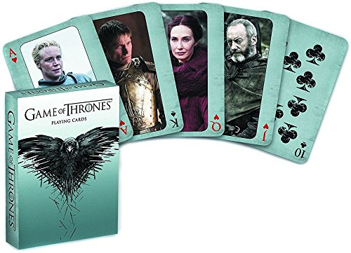 Game of Thrones Playing Cards Second Edition