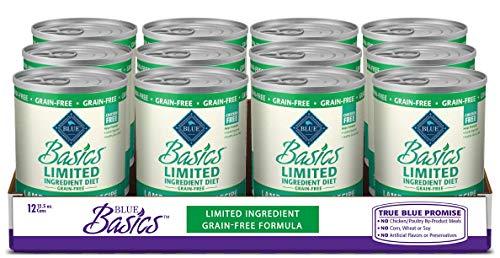 Blue Buffalo Basics Limited Ingredient Diet