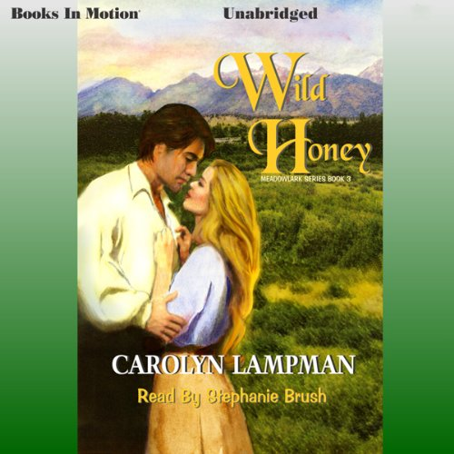 Wild Honey audiobook cover art