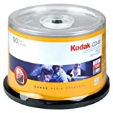KODAK 8530040 Picture CD Rohlinge (50 Stück)