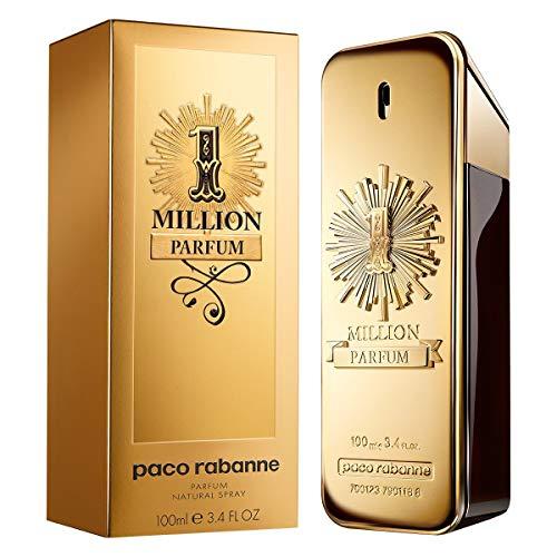 Perfume 1 Million Paco Rabanne Eau de Parfum Masculino 100ml