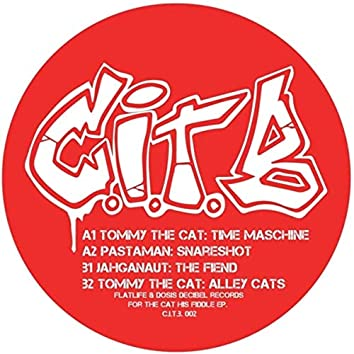 For The Cat His Fiddle EP