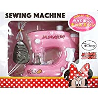 ディズニー キッズミシン SEWING MACHINE ミニーマウス