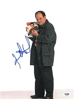 Jason Alexander Signed Seinfeld Authentic Autographed 11x14 Photo (PSA/DNA)