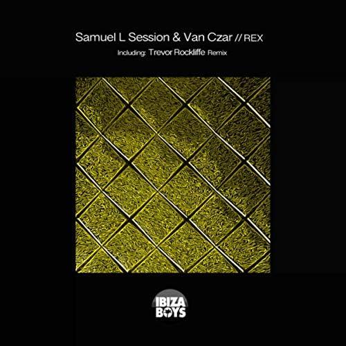 Samuel L Session & Van Czar