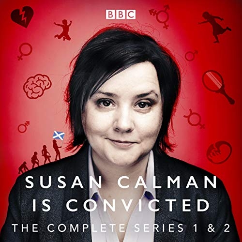 Susan Calman Is Convicted: Series 1 and 2 cover art