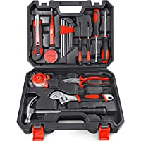 19-Pieces Arrinew Household Tools Kit