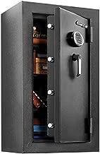 SentrySafe EF4738E Fireproof Waterproof Safe with Digital Keypad, 4.71 Cubic Feet , Black