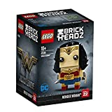 LEGO Brickheadz 41599 - Wonder Woman Konstruktionsspielzeug, Bunt - LEGO