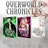 Overworld Chronicles: Books 4-6: Overworld Chronicles Box Sets, Book 2