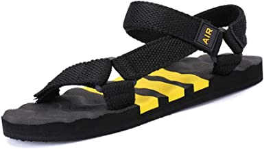 Outdoor Beach Sandals Comfortable Non-slip Male Water Shoes Breathable Slippers