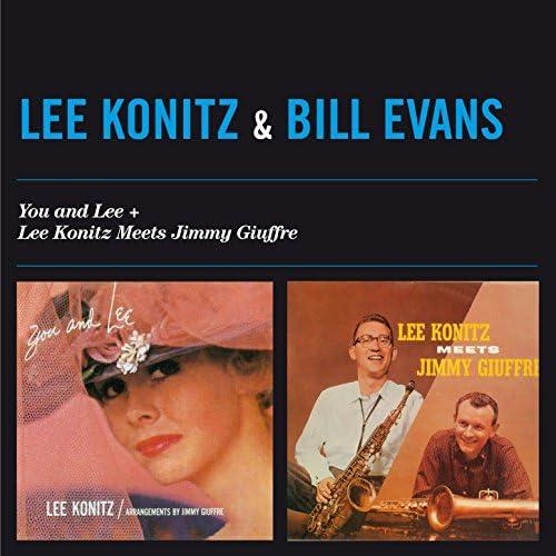 Lee Konitz feat. Jimmy Giuffre & Bill Evans