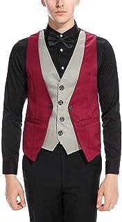 2d560dba72d47 Amazon.fr : Saoye Fashion - Gilets / Costumes et vestes : Vêtements