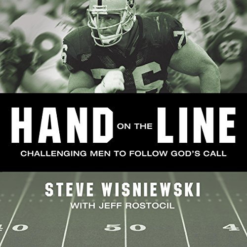 Hand on the Line audiobook cover art