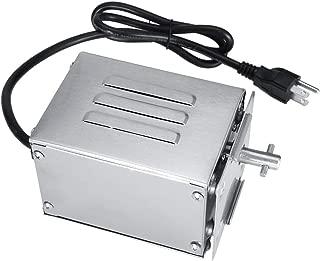 charcoal spit roaster