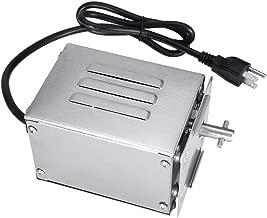 NITRIP 50-70KGF Stainless Steel BBQ Rotisserie Motor Electric Roaster Barbecue Motor(UK Plug)