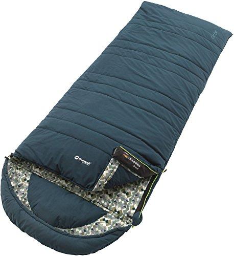 Outwell Camper Schlafsack, Blue, 235 x 90 cm