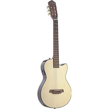 Stagg eléctrico de guitarra clásica ec3000cn Guitarra de concierto ...