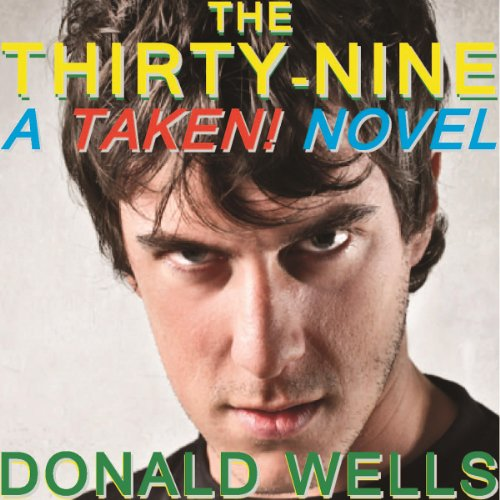 The Thirty Nine audiobook cover art