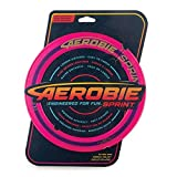 Aerobie Anillo Volador Sprint, Version Más Pequeña del Anillo Recordista de Mayor Distancia del Guiness World of Records, Multicolor, 950030