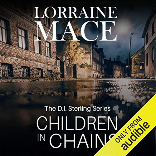 Children in Chains audiobook cover art