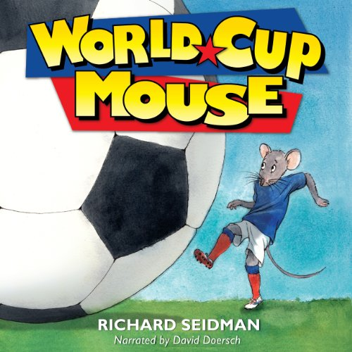 World Cup Mouse audiobook cover art