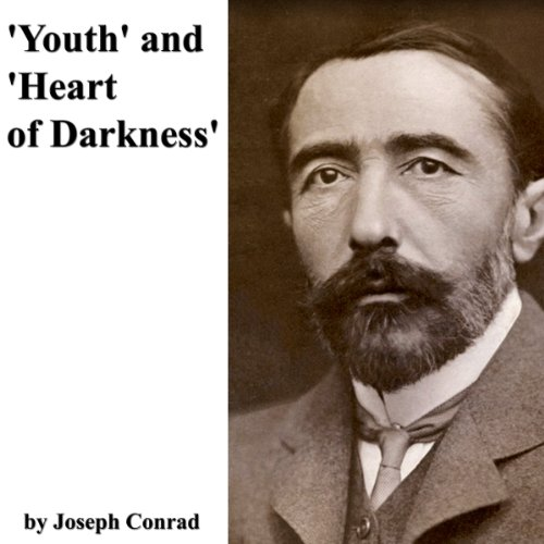 'Youth' and 'Heart of Darkness'  audiobook cover art
