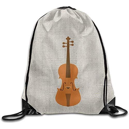 BOUIA Nathan Connolly Packable Drawstring Bags Sac à Dos de Voyage léger 36X43CM