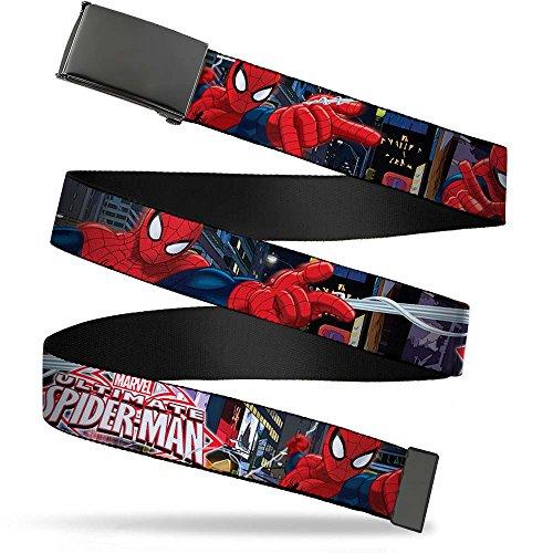 Buckle-Down Web Belt Spider-Man, 1.0