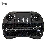 Sprachunterstützung: Thai I8 Air Mouse drahtlose Tastatur mit Berührungsfläche for Android TV Box & Smart TV & PC Tablet & Xbox360 & PS3 & HTPC/IPTV, Wireless Keyboard LiMinHua