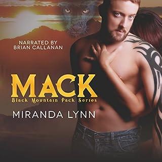 Mack audiobook cover art