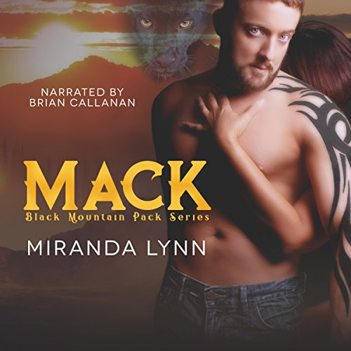Mack audiobook cover art