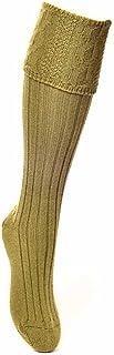 Walker & Hawkes - Chaussettes en laine mérinos Glenmore - femme - pour la campagne - rose