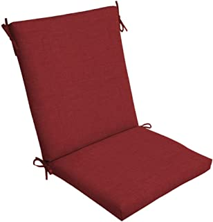 Arden Selections Ruby Leala Texture Outdoor Dining Chair Cushion