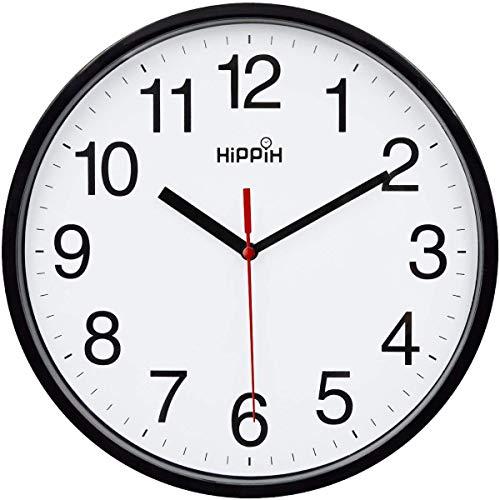 battery wall clock - 4