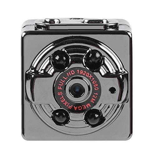 DAUERHAFT Mini cámara Deportiva DV SQ8, cámara DVR portátil Full HD para automóvil, grabadora de Video con cámara de salpicadero de Gran Angular, para una conducción Segura en el automóvil