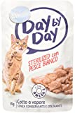 ADOC Day by Day Sterilized con Pescado Blanco para Gatos Adultos...