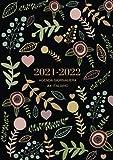 2021-2022 Agenda Giornaliera a4 Italiano: Un giorno per pagina   grande 12 mesi italiano, da luglio a giugno
