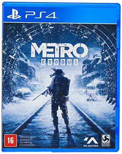 Metro Exodus Standard - PlayStation 4