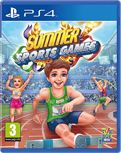 Summer Sports Games PS4 Game