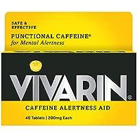 Vivarin 200 mg Tablets, 40-Count by Vivarin