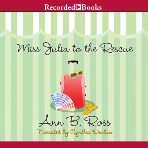 Couverture de Miss Julia to the Rescue