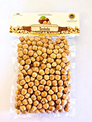 MORANDO – Nocciola del Piemonte I.G.P. (Indicazione Geografica Protetta) Sgusciate, Tostate, Non Salate – Confezione da 1000 gr