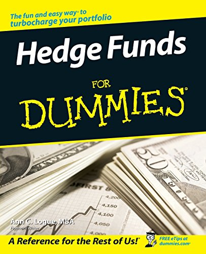 Hedge Funds For Dummies [Lingua inglese]