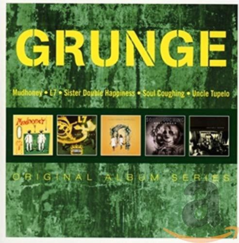 The Grunge Years: Original Alb