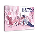 Filmposter The Wolf of Wall Street Leonardo DiCaprio und