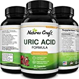 Uric Acid Support Joint Supplement - Uric Acid Cleanse Antioxidant Supplement with Vitamin B6 Chanca Piedra Green Coffee Bean and Tart Cherry Extract - Kidney Support Supplement 90 Veggie Capsules