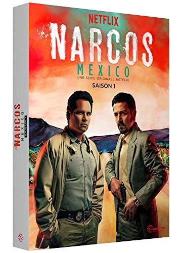 Narcos : Mexico - Saison 1 [Francia] [DVD]