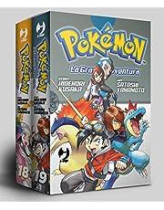 Pokémon. La grande avventura. BOX 6: volumi 18-19