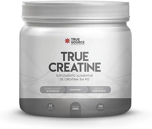 True Creatine – Natural – 300g – True Source